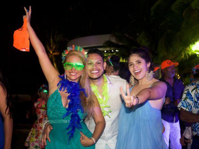El matrimonio de Pank y Daniella en San Andrés, Archipiélago de San Andrés 68