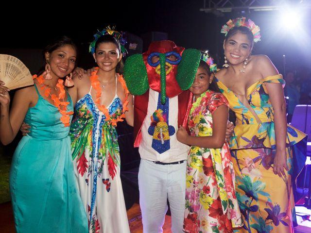 El matrimonio de Pank y Daniella en San Andrés, Archipiélago de San Andrés 74