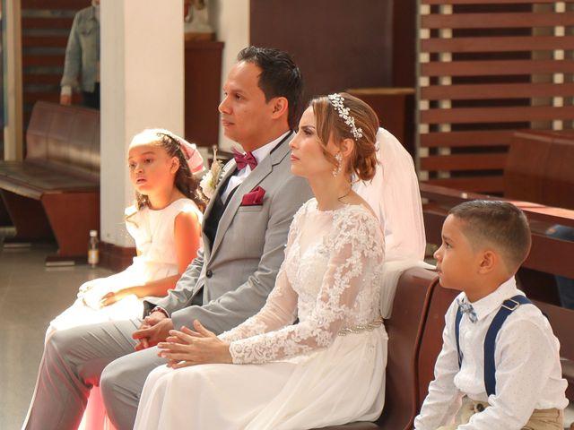 El matrimonio de Alejandro y Lina en Medellín, Antioquia 1