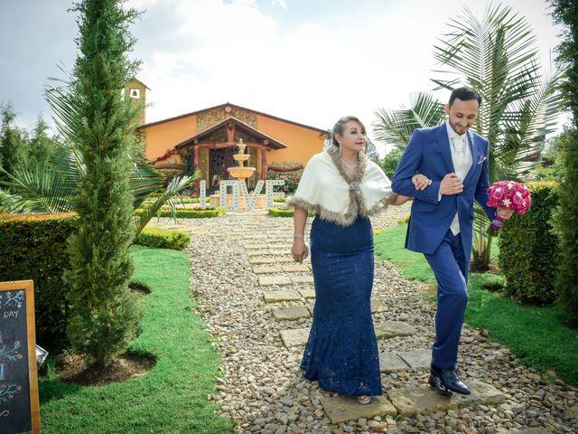 El matrimonio de Johanna y Jorge en Subachoque, Cundinamarca 3