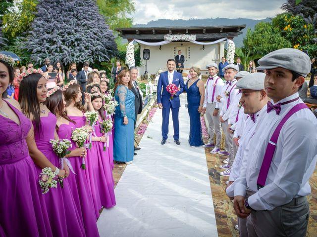El matrimonio de Johanna y Jorge en Subachoque, Cundinamarca 6