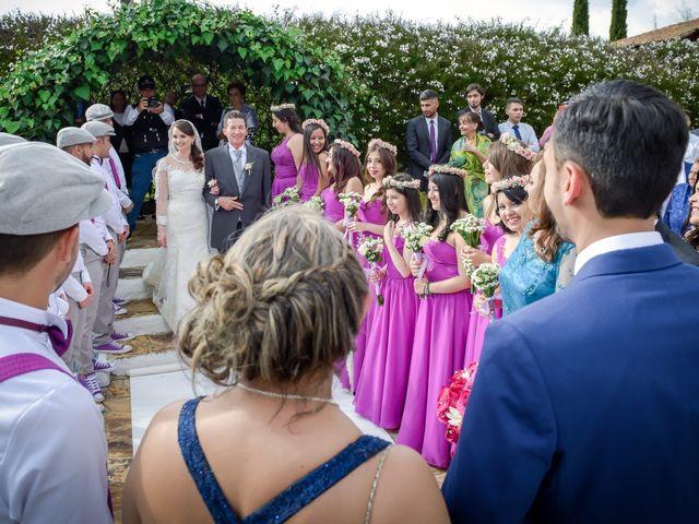 El matrimonio de Johanna y Jorge en Subachoque, Cundinamarca 12