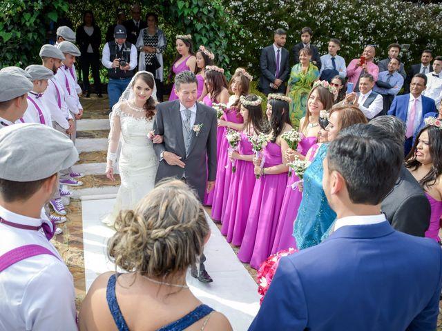 El matrimonio de Johanna y Jorge en Subachoque, Cundinamarca 13