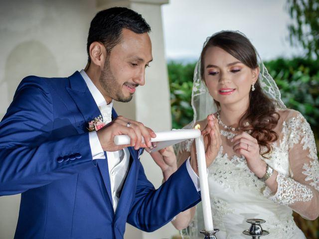 El matrimonio de Johanna y Jorge en Subachoque, Cundinamarca 16