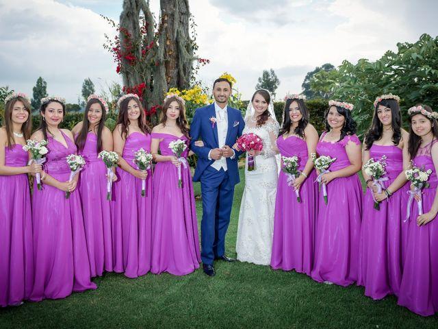 El matrimonio de Johanna y Jorge en Subachoque, Cundinamarca 17