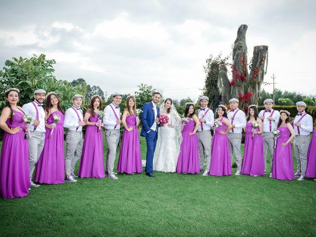 El matrimonio de Johanna y Jorge en Subachoque, Cundinamarca 21