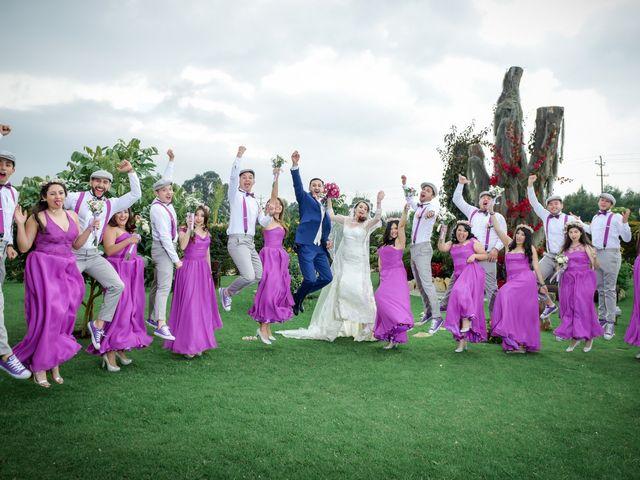 El matrimonio de Johanna y Jorge en Subachoque, Cundinamarca 22