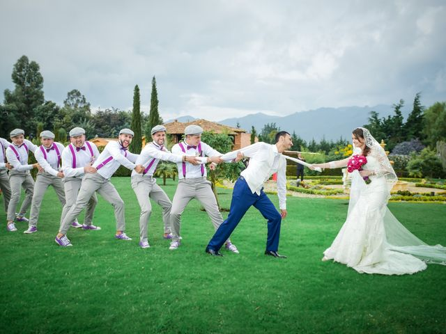 El matrimonio de Johanna y Jorge en Subachoque, Cundinamarca 24