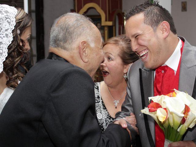 El matrimonio de Javier y Doris en Bogotá, Bogotá DC 5
