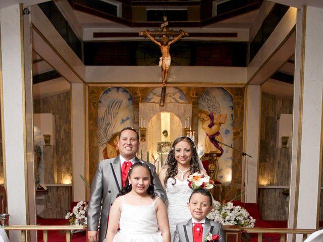 El matrimonio de Javier y Doris en Bogotá, Bogotá DC 10
