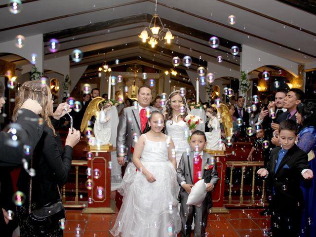El matrimonio de Javier y Doris en Bogotá, Bogotá DC 12