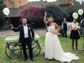 El matrimonio de Sandra y Jairo