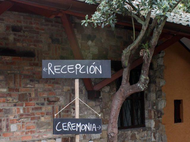 El matrimonio de Jairo y Sandra en Bogotá, Bogotá DC 7