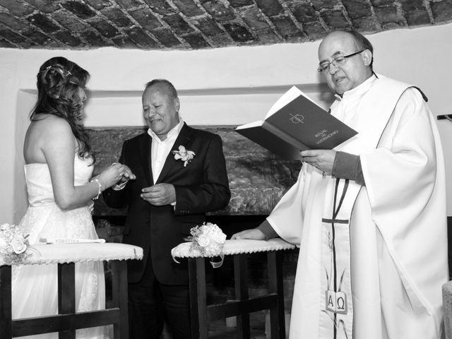 El matrimonio de Jairo y Sandra en Bogotá, Bogotá DC 23