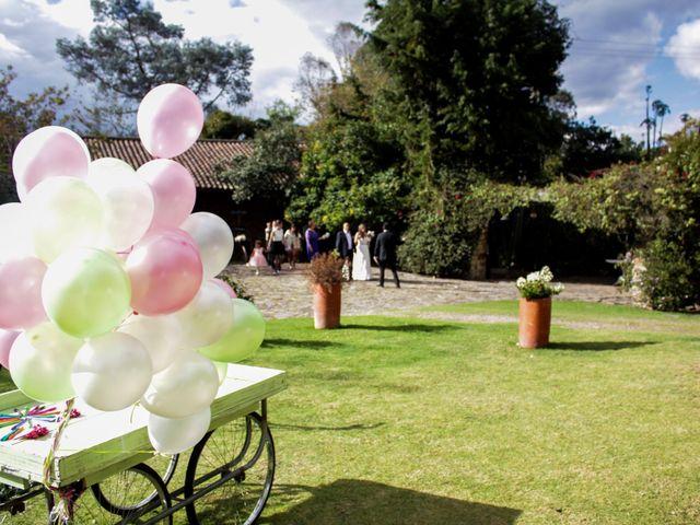 El matrimonio de Jairo y Sandra en Bogotá, Bogotá DC 25