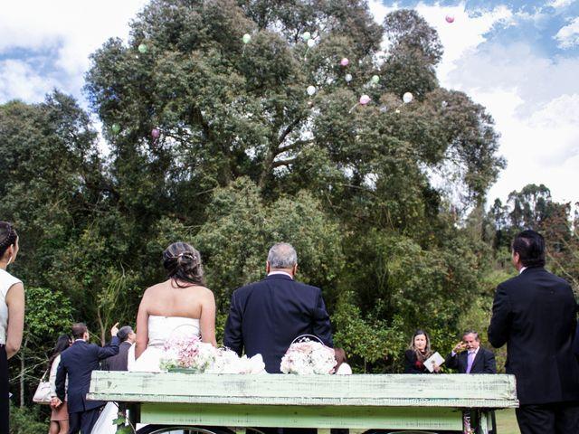 El matrimonio de Jairo y Sandra en Bogotá, Bogotá DC 26