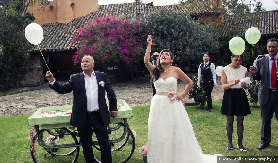 El matrimonio de Jairo y Sandra en Bogotá, Bogotá DC