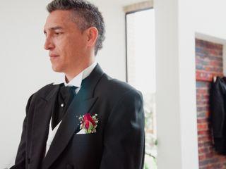 El matrimonio de Jennifer y Stephan 3