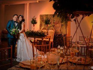 El matrimonio de Ivonne y Luis