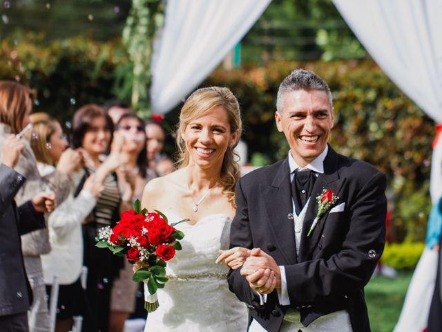 El matrimonio de Jennifer y Stephan