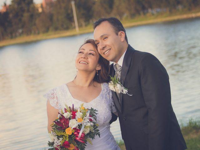 El matrimonio de Cristhin  y Juan Gabriel