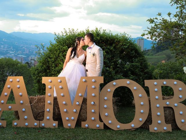 El matrimonio de Leidy y Jhonatan