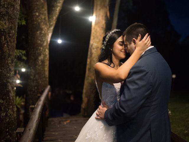 El matrimonio de Paulina y Juan David