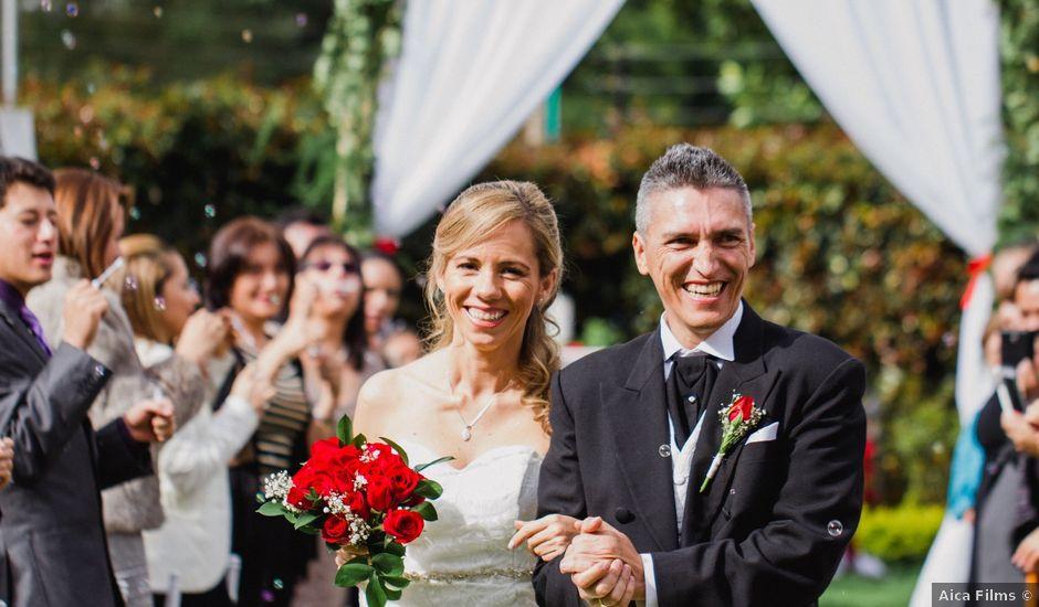 El matrimonio de Stephan y Jennifer en Bogotá, Bogotá DC