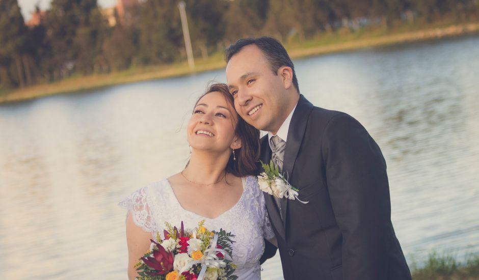 El matrimonio de Juan Gabriel  y Cristhin  en Funza, Cundinamarca