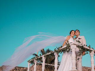 El matrimonio de Cami y Fonchy