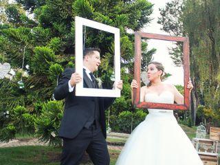 El matrimonio de Brenda y Oscar