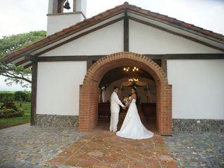 El matrimonio de Lina y Jorge 1