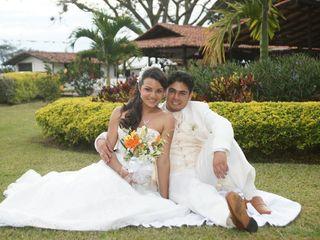 El matrimonio de Lina y Jorge