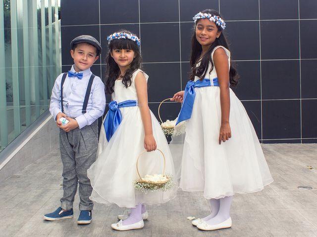 El matrimonio de Oscar y Brenda en Bogotá, Bogotá DC 2