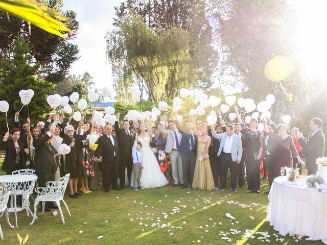 El matrimonio de Oscar y Brenda en Bogotá, Bogotá DC 7