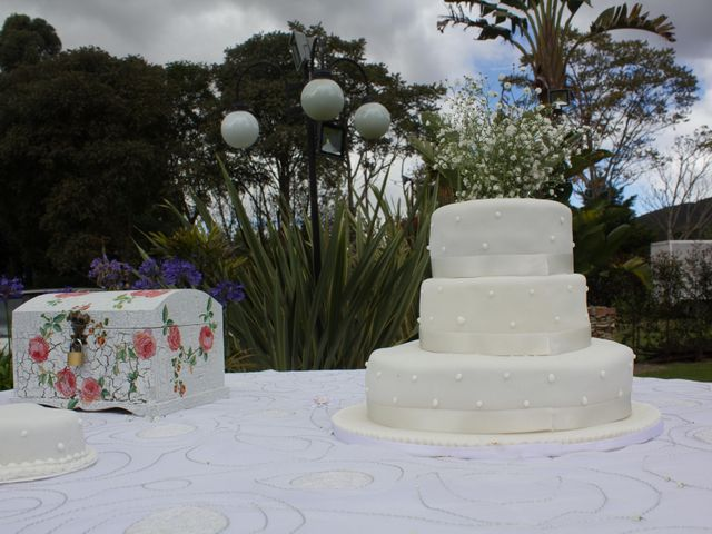 El matrimonio de Oscar y Brenda en Bogotá, Bogotá DC 16