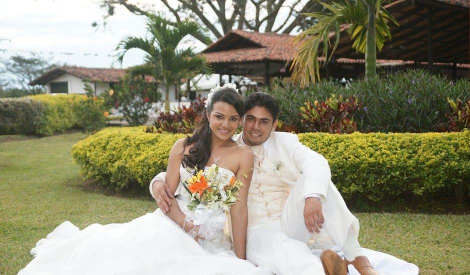 El matrimonio de Jorge y Lina en Ginebra, Valle del Cauca