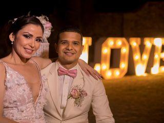 El matrimonio de Blanca y Carlos 3