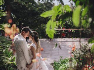 El matrimonio de Tatiana y Juan Diego