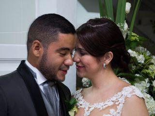El matrimonio de Maricela y Reynaldo