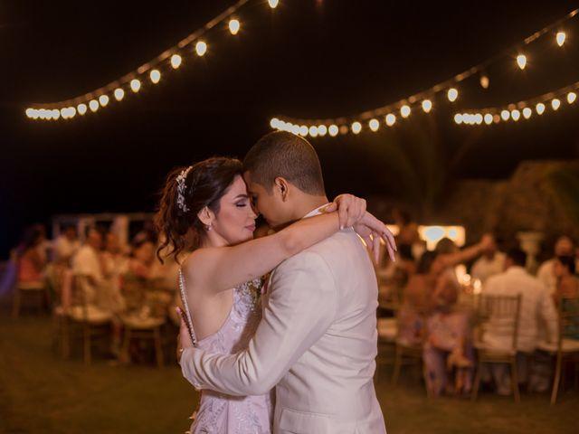 El matrimonio de Blanca y Carlos