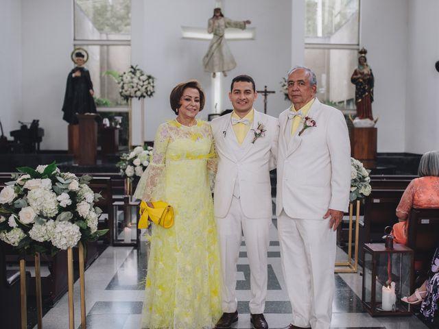 El matrimonio de Juan Diego y Tatiana en Medellín, Antioquia 12