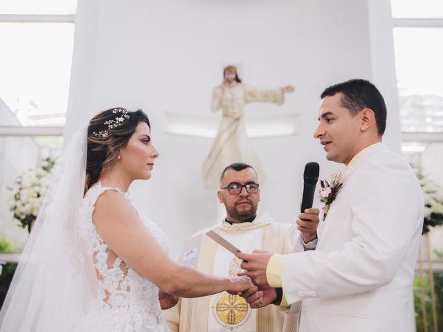 El matrimonio de Juan Diego y Tatiana en Medellín, Antioquia 15