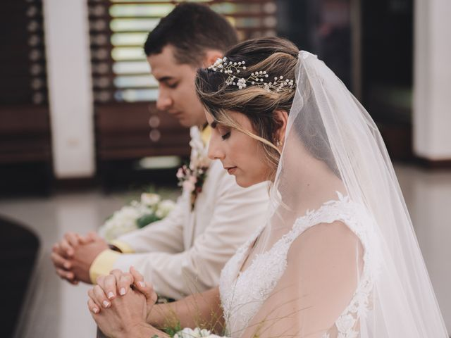 El matrimonio de Juan Diego y Tatiana en Medellín, Antioquia 1