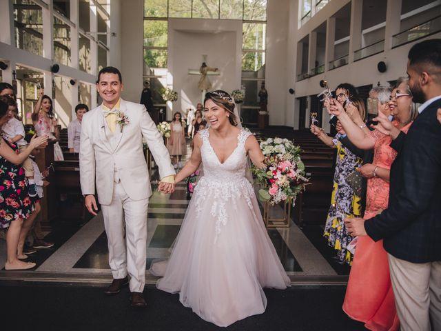 El matrimonio de Juan Diego y Tatiana en Medellín, Antioquia 17