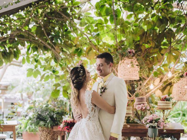 El matrimonio de Juan Diego y Tatiana en Medellín, Antioquia 20