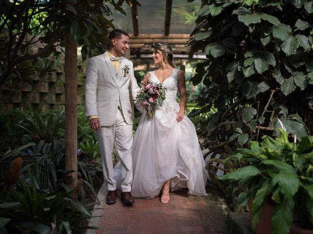 El matrimonio de Juan Diego y Tatiana en Medellín, Antioquia 21