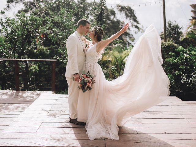 El matrimonio de Juan Diego y Tatiana en Medellín, Antioquia 22