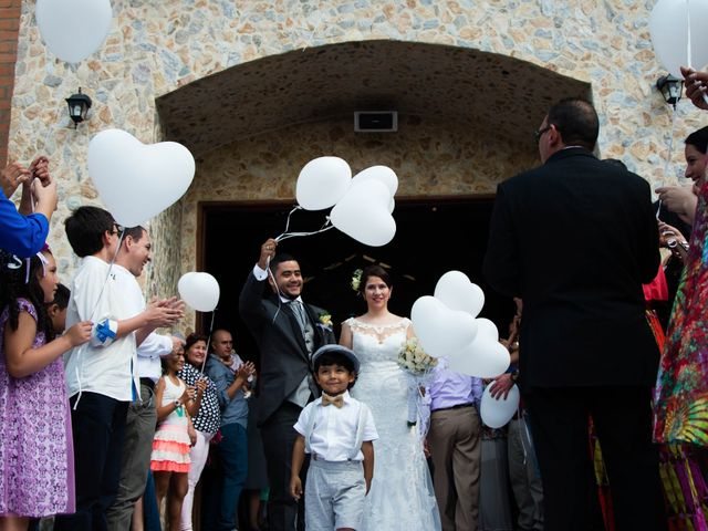 El matrimonio de Reynaldo y Maricela en Girardota, Antioquia 11