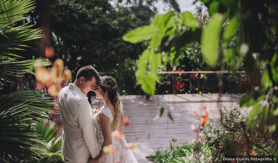 El matrimonio de Juan Diego y Tatiana en Medellín, Antioquia